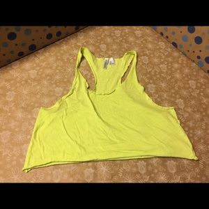 SUMMER READY Size Small H&M Crop  Top!